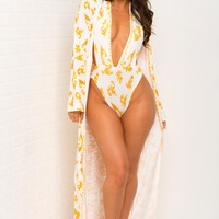 Golden Beach Two Piece Set Swimsuit