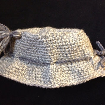 Crochet Toddler Fisherman's Hat