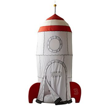 To the Moon Playhouse Canopy & Cushion Set | The Land of Nod
