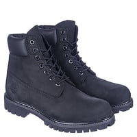 Buy Timberland Mens 6 Inch Premium Black Boots | Shiekh Shoes