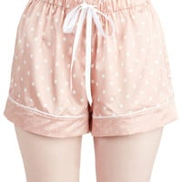 Rose Oil Lullaby Sleep Shorts