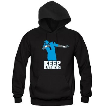 Keep Dabbing Carolina Panthers Hoodie Sports Clothing
