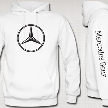 mercedes benz hoodie from teee shop. Black Bedroom Furniture Sets. Home Design Ideas
