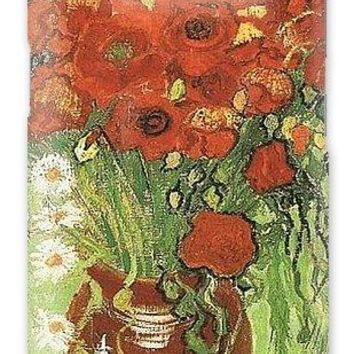Vincent Van Gogh Poppies With Daisies - Phone Case