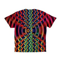 Ripples In Time 1.0 Men's All Over Print T-Shirt> FULL LIST of Full Print T-shirts> Full Print Shirts