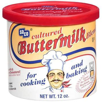 Saco Foods Buttermilk Powder (12x12OZ )