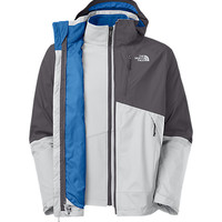 The North Face Men's Jackets & Vests 3-IN-1 JACKETS MEN'S CONDOR TRICLIMATE® JACKET