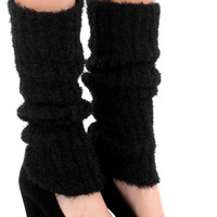 Aoki Fashion - Fluffy Leg Warmers