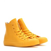 Chuck Taylor All Star rubber high-top sneakers