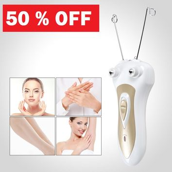 Thread Machine Facial Hair Removal For Body & Face