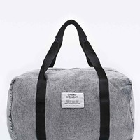 Cheap Monday Square Denim Weekend Bag in Grey - Urban Outfitters