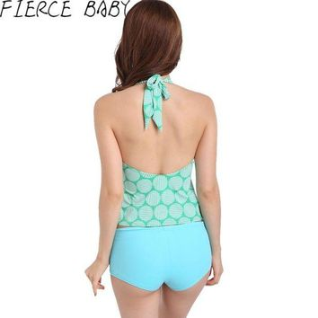 DCCK7N3 Low Price High Quality Adjustable tie and Fully lined Tankini Bottom Lose Money Speical Offer Women's Swim Trunk Bathing suits