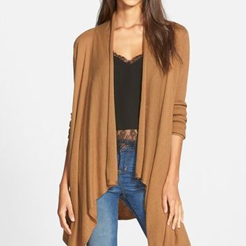 Women's Leith Waterfall Open Front from Nordstrom | Cardigans