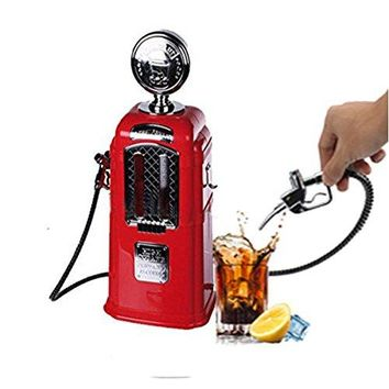 SYS Double Guns Liquor Pump Gas Station Beer Dispenser Alcohol Liquid Soft Drink Beverage Dispenser Machine Bar Butler Tools