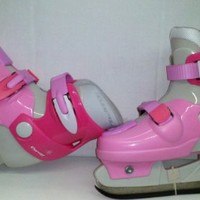 Adjustable Ice Skates By Carver