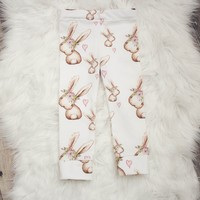Boho Bunny Leggings for Babies and Toddlers