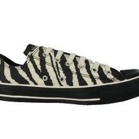 Converse All Star Chuck Taylor Animal Print Zebra Ox Boys Shoes