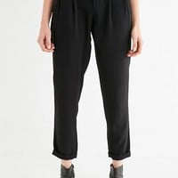 Light Before Dark Pleat Front Pant   Urban Outfitters