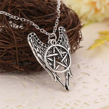 Supernatural Pentagram Necklace