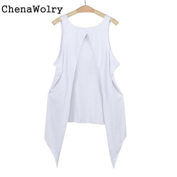 ChenaWolry 1PC Hot Sales Attractive Luxury New Fashion Women Summer Vest Top Sleeveless Blouse Casual Tank Tops T-Shirt #EF5240