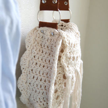 Crochet Boho Bag/Purse