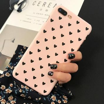 Heart Lovers Phone Case For iphone