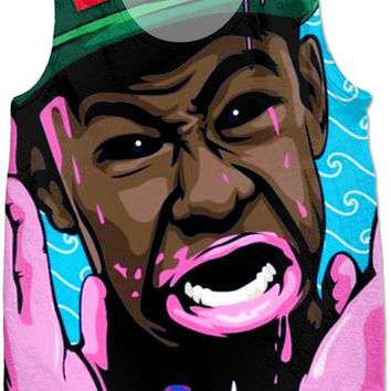 Tyler The Creater Pop Art Tank