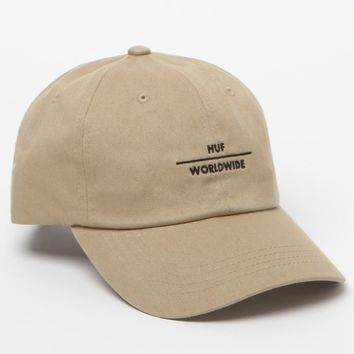 Stacked Strapback Dad Hat