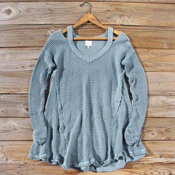 Rusted Rose Thermal in Sage
