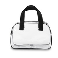 Basic Clear Work Handbag / Clear NFL Stadium Compliant Purse