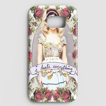 Marina And The Diamond  I Hate Everything Samsung Galaxy Note 8 Case