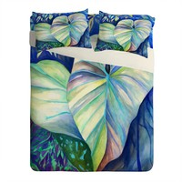 Rosie Brown Summertime Blues Sheet Set Lightweight