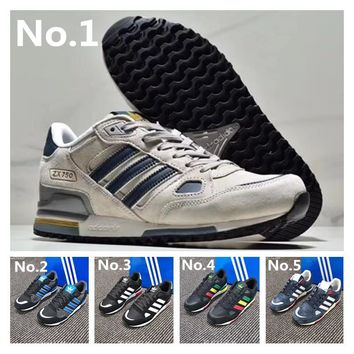 adidas Mens Zx 750 Sneakers original running shoes ready stock authentic shoes