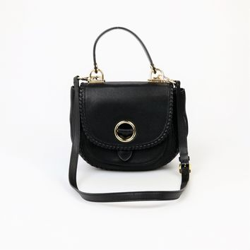 Michael Kors Medium Leather Isadore Messenger