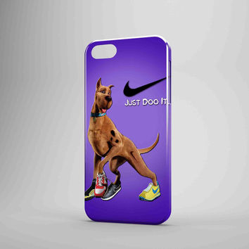 Scooby Doo Nike Just Do It iPhone Case Galaxy Case 3D Case