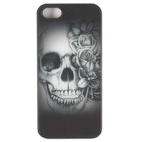 Skull & Roses iPhone 5 Case