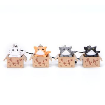 JETTING 2017 New Dust plug Seeking nurturing cat style 3.5mm Cute Cartoon Cat Design Mobile Phone  Dust Plug