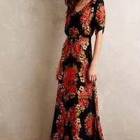 Wreathed Maxi Dress