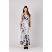 CLOUD GAZER HALTER MAXI DRESS
