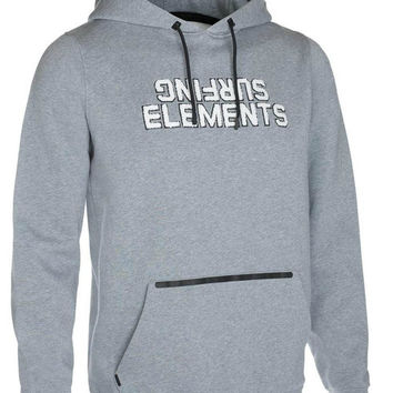 ION Hoody surfing elements 2016 - stone grey