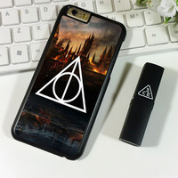 Harry Potter Deathly Hallows iPhone 6 Plus | 6S Plus Case Planetscase.com