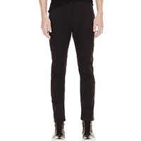 HELMUT LANG COMPACT CHINO CARGO PANT