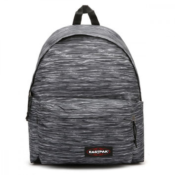 Eastpak Knit Grey Padded Pak'r Backpack