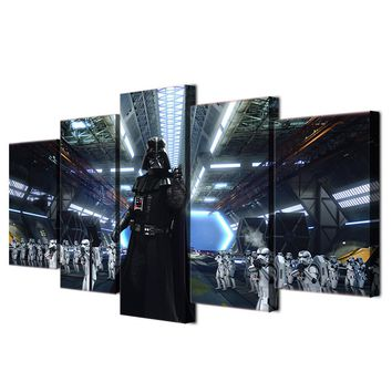 Star Wars Darth Vader canvas wall art panel print picture