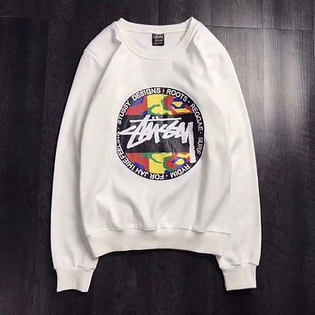 Boys & Men Stussy Casual Top Sweater Pullover
