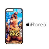 BROTHER BEAR 2 Y0279 iPhone 6 Case