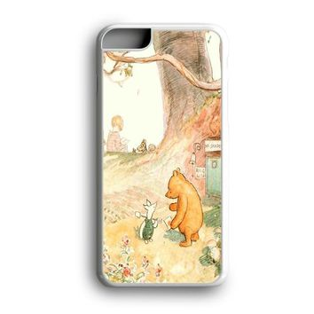 Awesome Black Friday Offer Winnie The Pooh Classic iPhone Case | Samsung Case