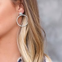 Wila Silver Earrings