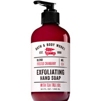 FROSTED CRANBERRYExfoliating Hand Soap