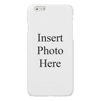 Create Your Own Custom Glossy iPhone 6 Case